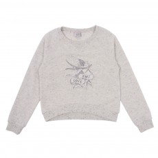 Sweat Oiseau Sandy
