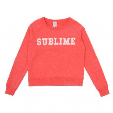 Sweat Sublime Rouge