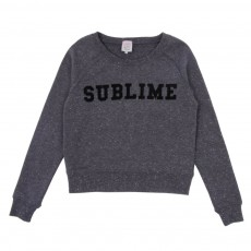 Sweat Sublime Gris anthracite