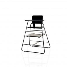 Chaise haute Towerchair - Noir