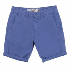 Short Chino Goodstock Bleu