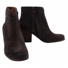 Bottines Shark Gris anthracite