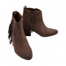 Bottines Kenia Taupe