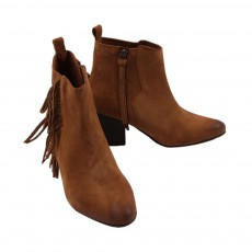 Bottines Kenia Camel
