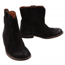 Bottines Sally Noir
