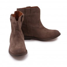 Bottines Sally Taupe