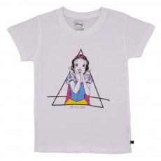 T-shirt Blanche