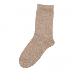 Chaussettes Nimma Sable