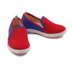 Chaussures en toile Super Rouge