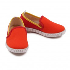 Chaussures en toile Wonder Orange