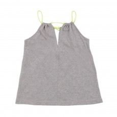 Top Jersey Gris chiné