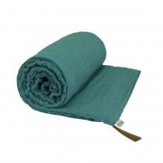 Couverture légère - Turquoise