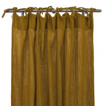 rideau jaune moutarde numero 74 d coration smallable. Black Bedroom Furniture Sets. Home Design Ideas
