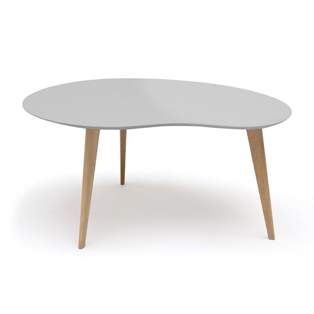 table lalinde gris clair sentou mobilier smallable