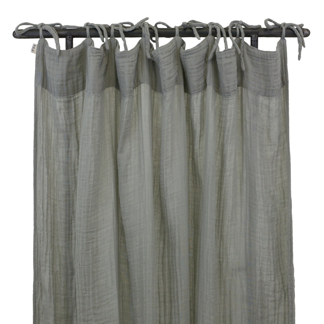 Vorhang Grau Leinen | Die schönsten Einrichtungsideen