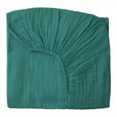 Drap-housse - Turquoise