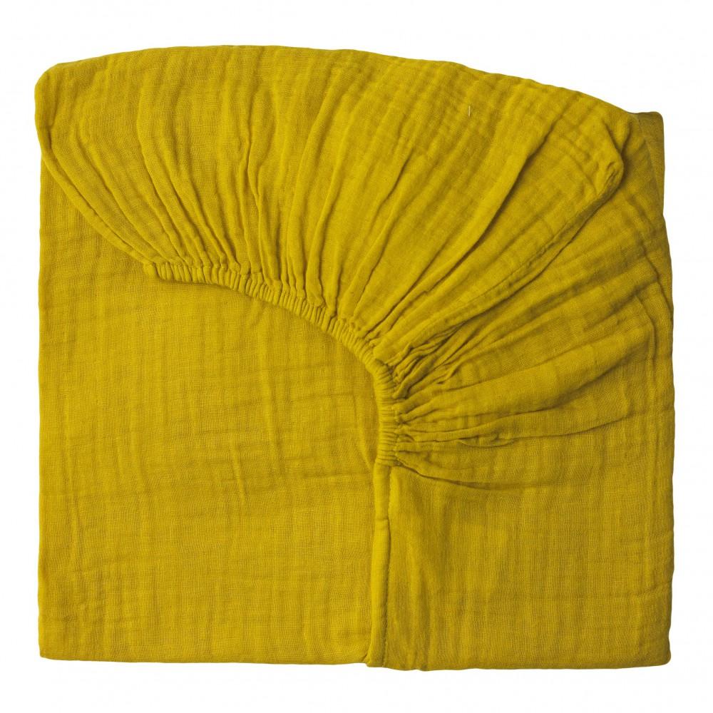 Drap housse jaune tournesol numero 74 d coration - Drap housse jaune ...
