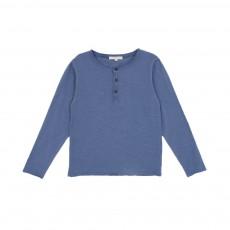 T-Shirt Tunisien Bleu jean