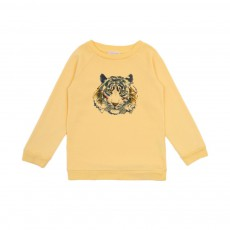Sweat Tiger Jaune