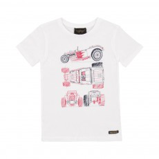T-shirt Ford Ecru