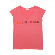 T-shirt Nicky California Rose