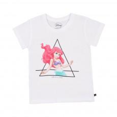 T-shirt Ariel Blanc