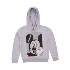 Sweat Mickey Gris chiné