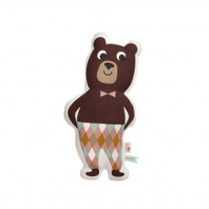 Coussin M. Bear Multicolore