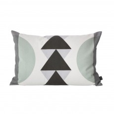 Coussin Totem - Gris