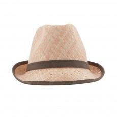 Chapeau de Paille Vert kaki