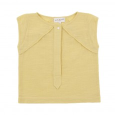 Blouse Nevada Jaune moutarde