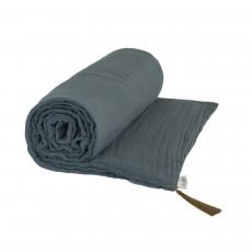 Couverture légère - Bleu gris