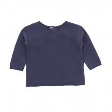 Sweat Coudières Bébé Bleu marine