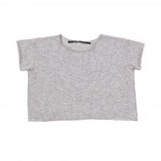 T-shirt Mapi Gris chiné