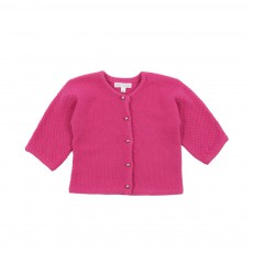 Cardigan Mado Rose fuschia