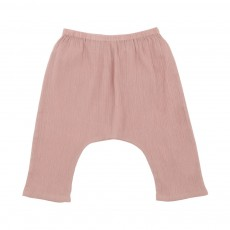 Pantalon Jungle Vieux Rose