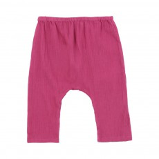 Pantalon Jungle Rose fuschia