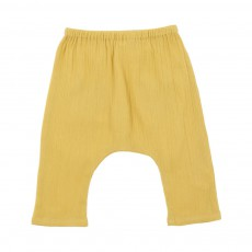 Pantalon Jungle Ocre