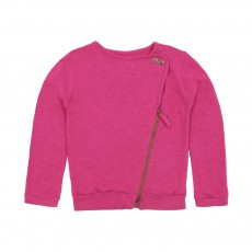 Sweat Justine Rose fuschia