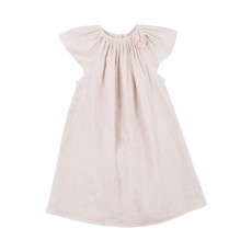 Robe Papillon Rose pâle