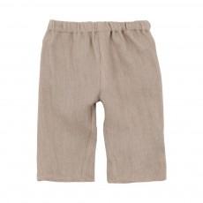 Pantalon Caroussel Naturel