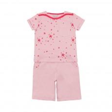 Pyjama Etoiles Rose
