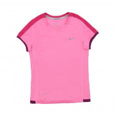 Maillot de course Rose