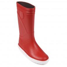 Bottes de pluie Rouge