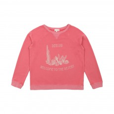 Sweat Matteo Cactus Rouge
