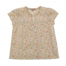 Blouse Liberty Jaune