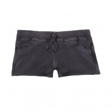 Short Gris anthracite