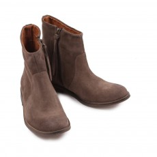 Bottines Chloé Taupe