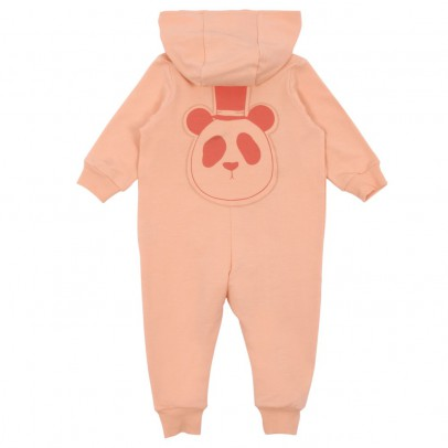 Combinaison et pyjama mode b b fille 0 24 mois smallable - Combinaison rose pale ...