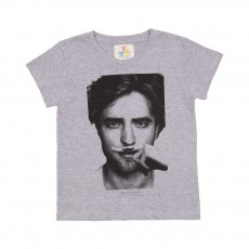 T-shirt Berty Gris chiné
